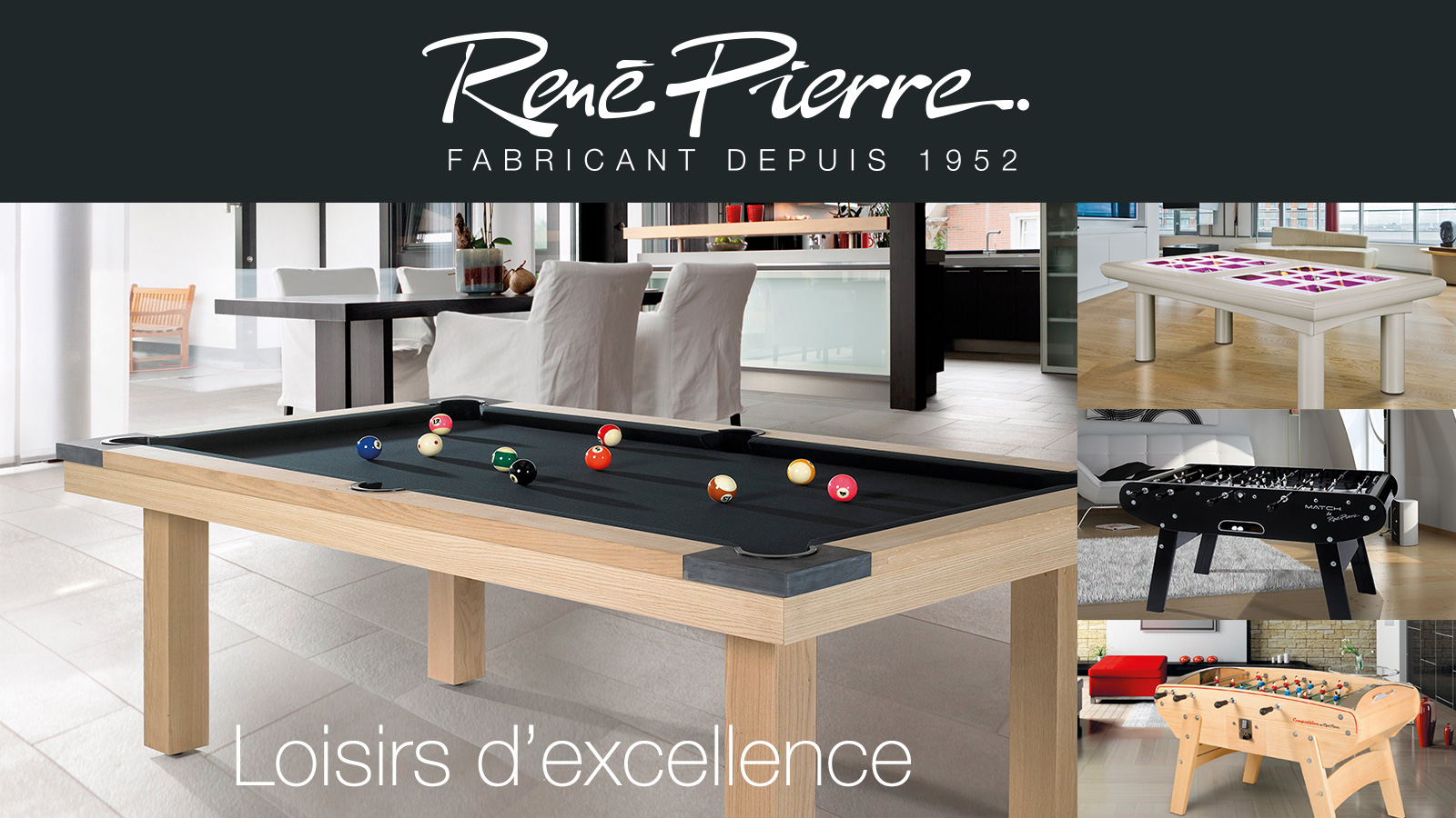 blog ren pierre fabricant fran ais de billard et baby foot. Black Bedroom Furniture Sets. Home Design Ideas
