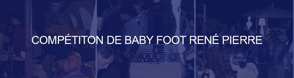baby-foot competition