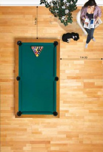Table billard