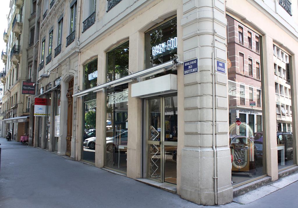 Magasin René Pierre à Lyon