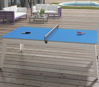 Plus la peine de choisir entre billard et ping-pong, on vous propose les deux sur une même table !